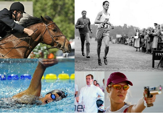 Pentathlon-Most Expensive Sports In The World