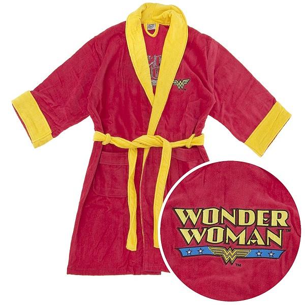 Wonder Woman-Amazing Geeky Robes