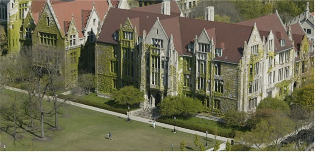 University Of Chicago-Most Expensive Colleges