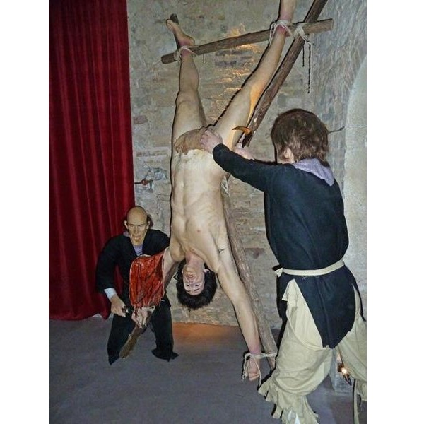 Medieval Torture Museum-World's Most Frightening Museums