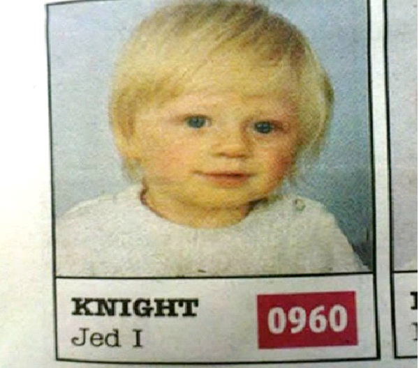 Jed I. Knight-Worst Names For The School Yearbook