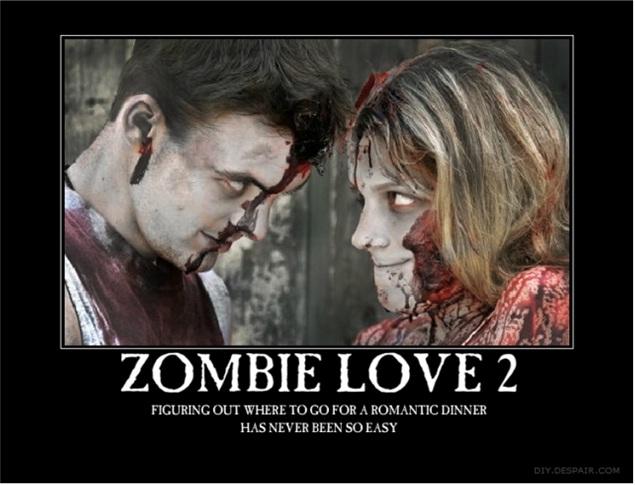 Zombie lust-Zombie Engagements