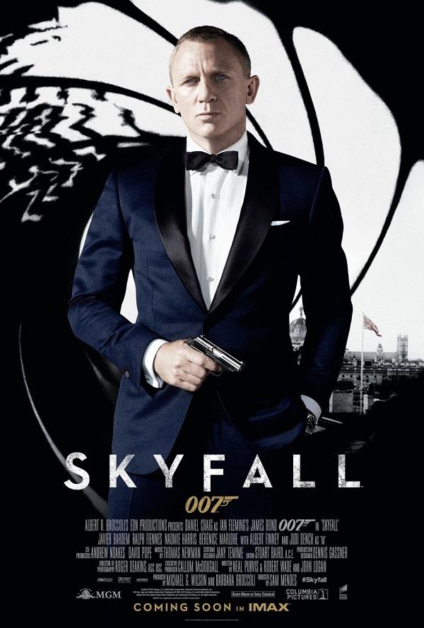 Skyfall-Highest Revenue Generating Movies Ever