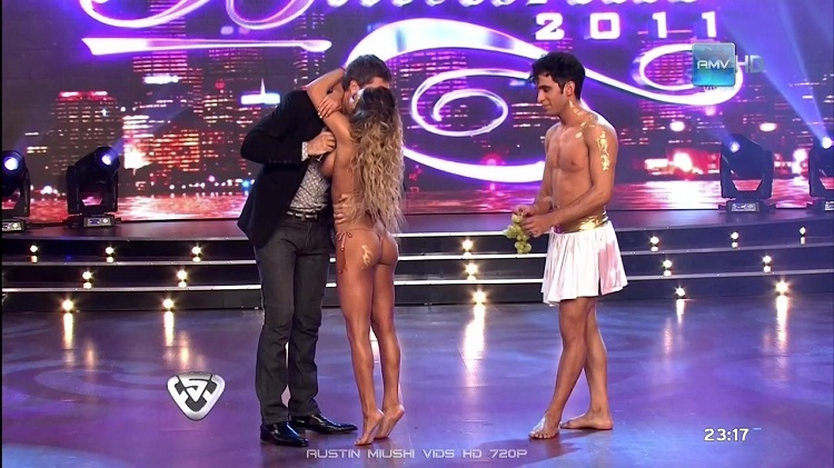 Ballroom Dancing-12 Bizarre Naked Events Ever