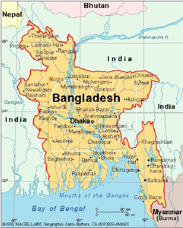 Bangladesh-Top Countries With Highest Diabetic Population