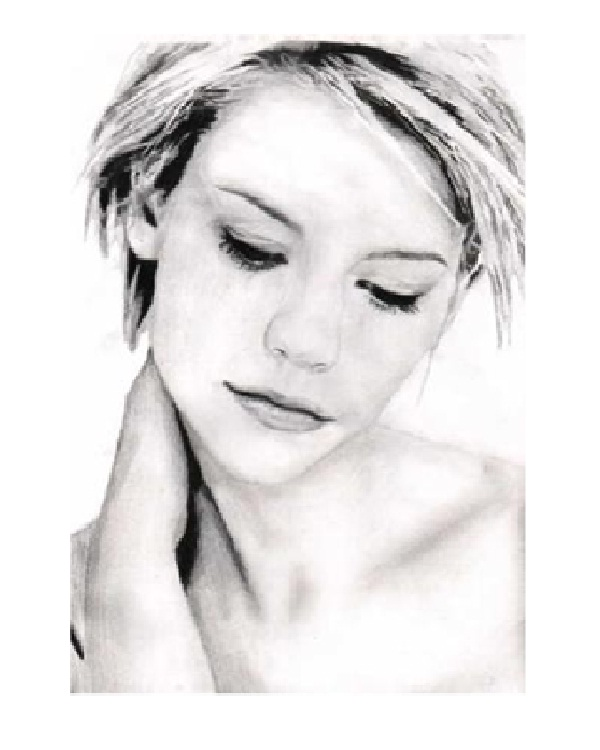 Claire Danes-Amazing Pen Drawings