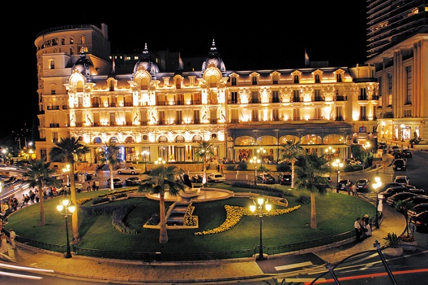 Hotel de Paris, Monaco-Most Famous Hotels Around The World