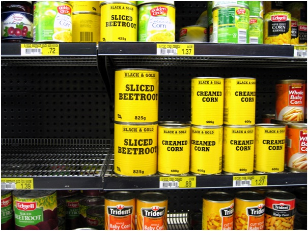 Buy Generic Food-Best Ways To Save Money On Food
