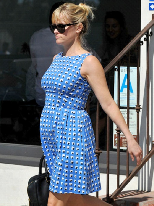 Reese Witherspoon-Hottest Pregnant Women Ever