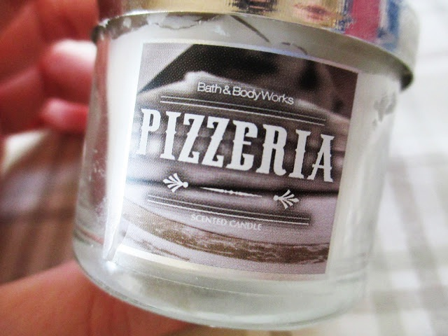 Pizza-Most Bizarre Scented Candles