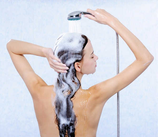 Washing Your Hair Correctly-Simple Home Remedies For Hair Fall