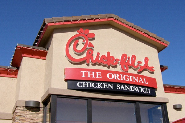 Chick-fil-A-Top Fast Food Restaurants In The World