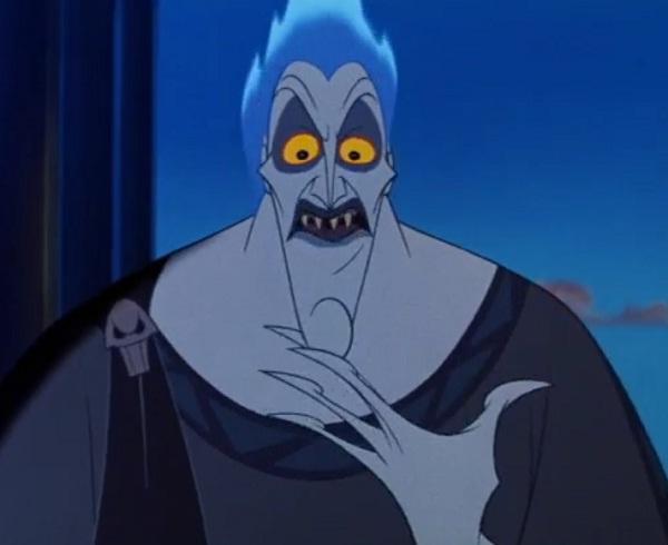 Hades-Best Disney Villains