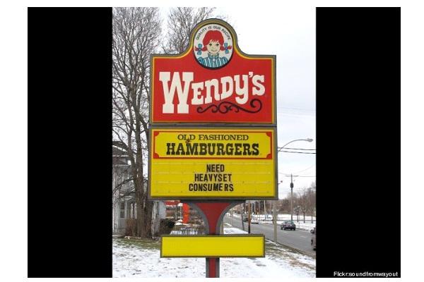 The Fat Get Fatter-Funniest Billboard Graffiti