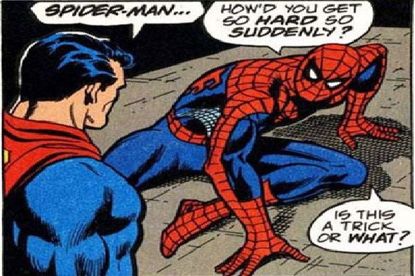 Is Spiderman gay?-Greatest Cartoon Fails Ever