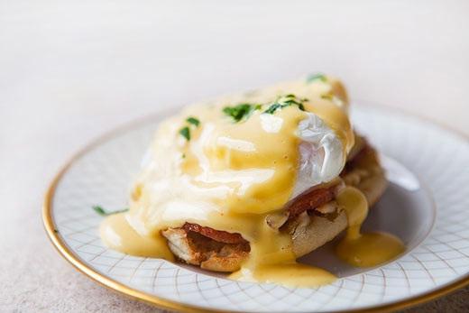 Eggs Benedict-Various Ways To Cook Eggs