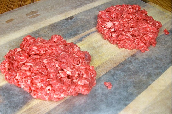 Ground Red meat-Foods That Cause Obesity