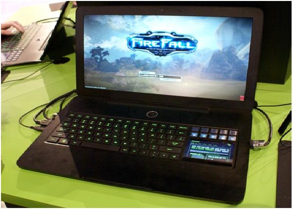 Razer Blade Laptop-Best Gaming Laptops 2013