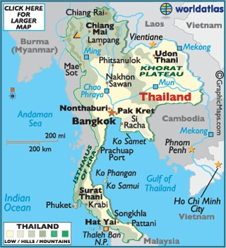 Thailand-Countries With The Best Food