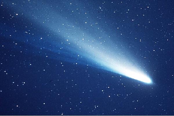 Halley's Comet-Amazing Coincidences Ever