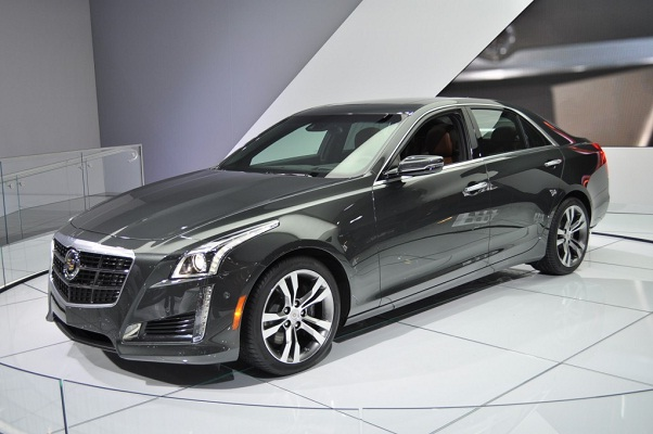 Cadillac CTS-Best Cars To Buy In 2014