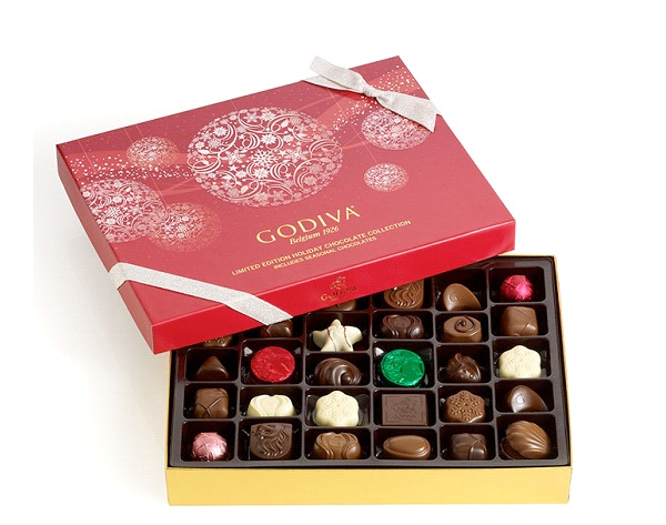 Godiva Chocolate-Worlds Best Chocolate