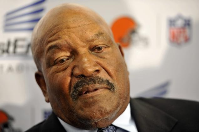 Jim Brown-Best Athlete Turned Actors