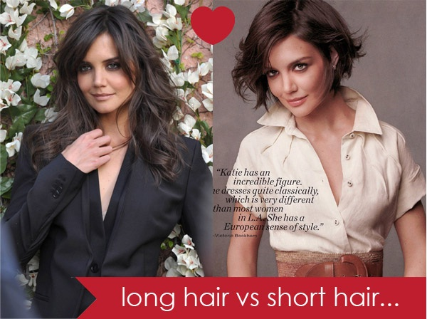 Katie Holmes-Celebs Who Have Fantastic Hair
