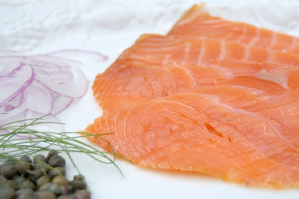 Fatty Fish-Fat Burning Foods