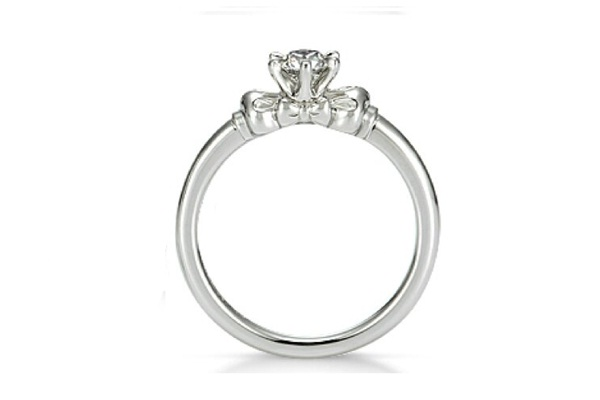 Snow White Engagement Ring-Disney Engagement Rings