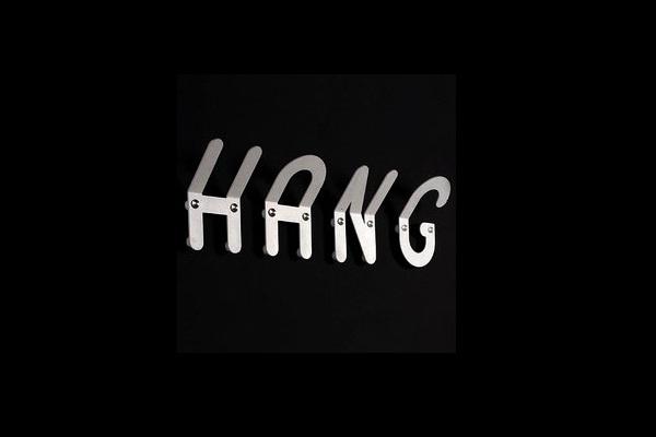 Hang-Craziest Wall Hooks