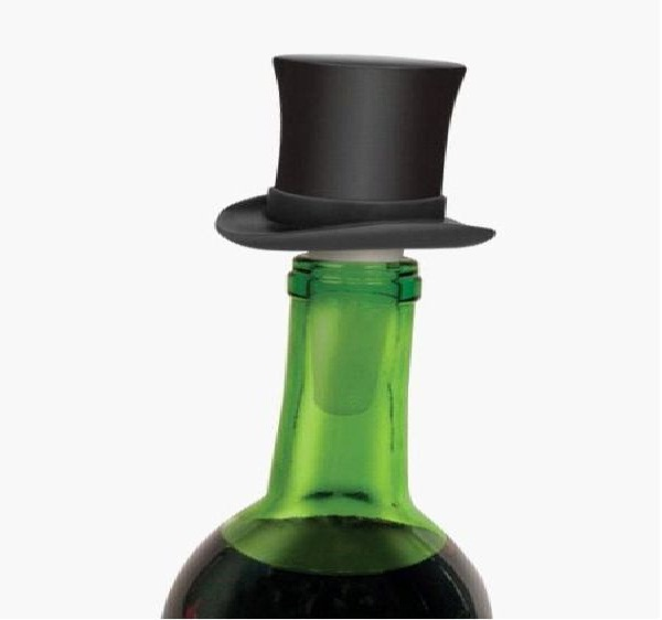 Top hat-Creative Bottle Stoppers
