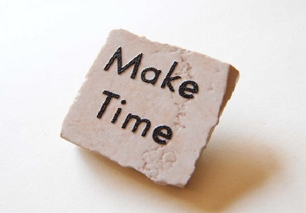 Make Time-Best Ways To Boost Creativity