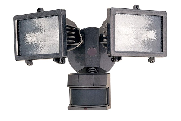Outdoor Lighting & Motion Detectors-Top Ways To Make Your House Theft Proof