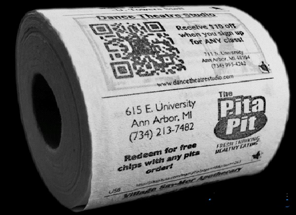 Advertising-Weirdest Toilet Papers