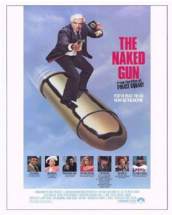 The naked Gun-Best Comedy Movies Of All Time