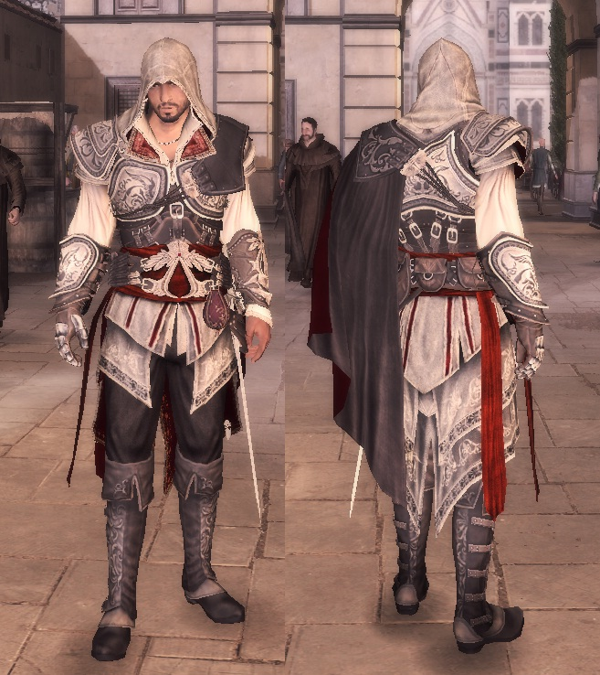 Assassins Creed 2 Armor Of Altair Coolest Suits Of Armor