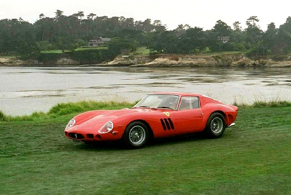 1962 Ferrari 250 GTO $41 mill-Most Expensive Things In The World