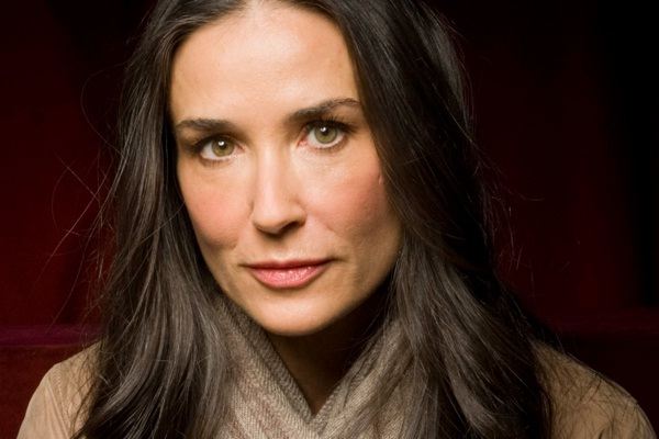 Demi Moore-Celebrities With Wonky Eyes