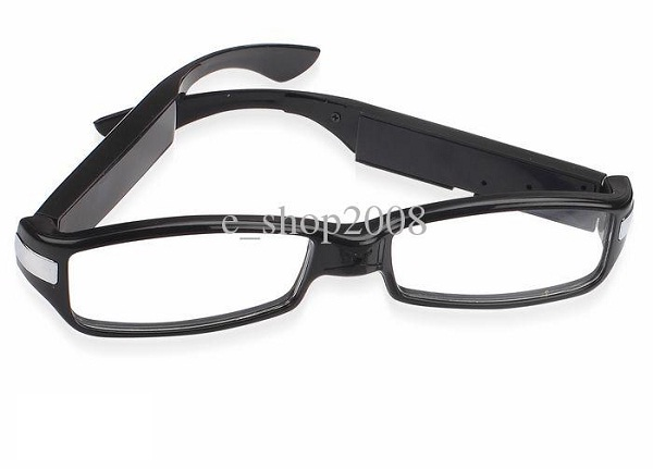 Some special glasses-Coolest Hidden Video Cameras