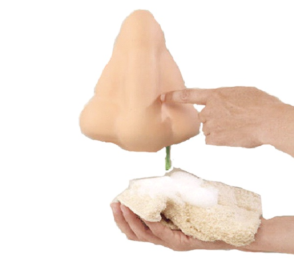 Runny Nose Shower Gel Dispenser-Really Bizarre Things/Services You Didn't Know You Could Buy Online