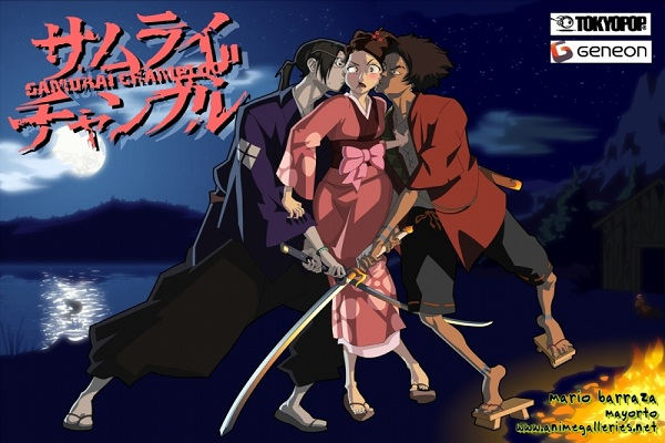 Samurai Champloo-Popular Anime Series