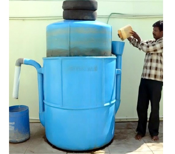 Biogas-Renewable Energy Sources