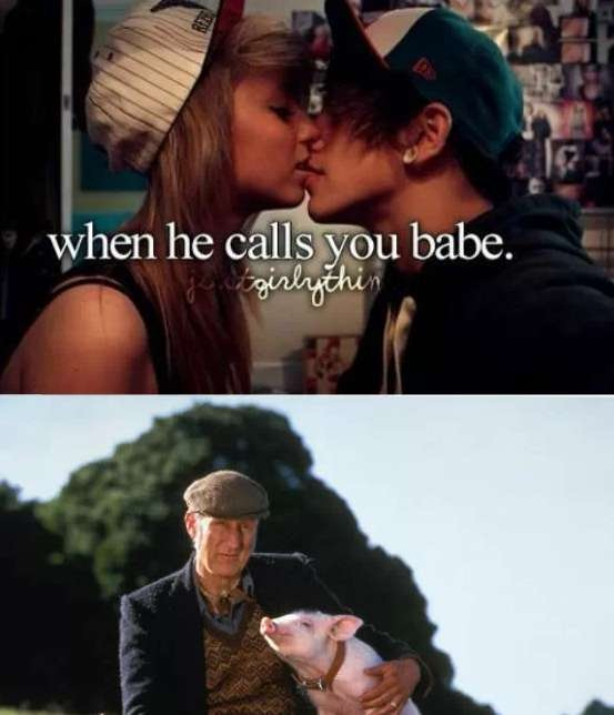 "Depends Who He Is Calling Babe-12 Funniest ""When Boys"" Tumblr Parodies/Memes"