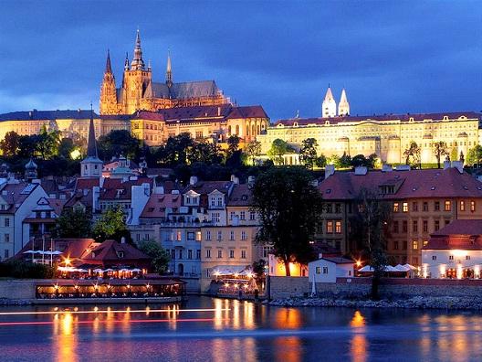 Prague Castle - Czech Republic-Most Beautiful Castles Around The World