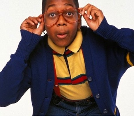 Steve Urkel-Funniest Black TV Characters