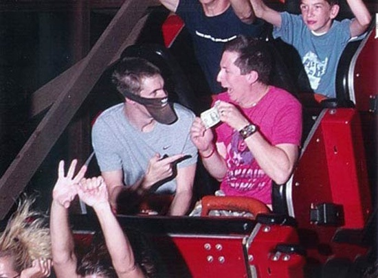 Day Light Robbery-Hilarious Roller Coaster Moments