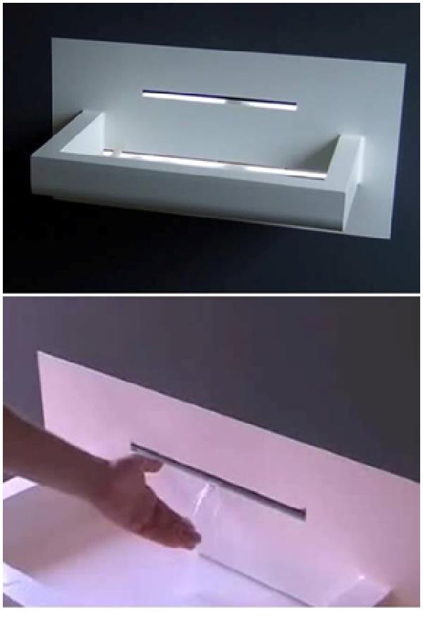 Hidden Tap Faucet-Coolest Faucets