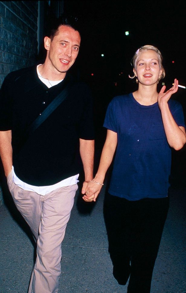 Drew Barrymore-12 Shortest Celebrity Marriages Ever