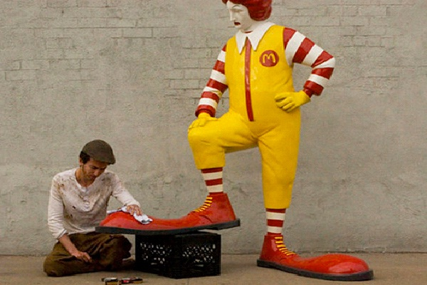 Big Feet, Big _ _ _-Most Inappropriate Ronald McDonalds